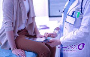 هیستروسکوپی برای خروج بقایای بارداری